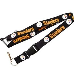 AMINCO Pittsburgh Steelers Team Lanyard