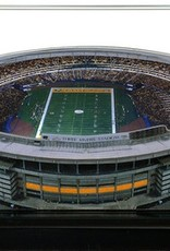 HOMEFIELDS Pittsburgh Steelers 9in Lighted Replica Three Rivers Stadium (1970-2000)