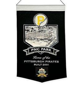 WINNING STREAK SPORTS Pittsburgh Pirates PNC Park Stadium Banner