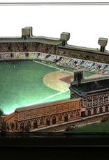 HOMEFIELDS Pittsburgh Pirates 13IN Lighted Replica Forbes Field (1909-1970)