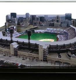 HOMEFIELDS Pittsburgh Pirates 19IN Lighted Replica PNC Park