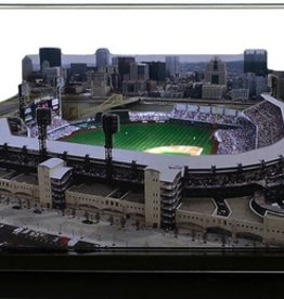 HOMEFIELDS Pittsburgh Pirates 13IN Lighted Replica PNC Park