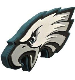 Philadelphia Eagles 3D Foam Logo Sign - Font