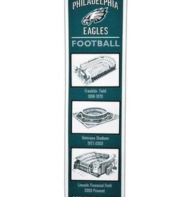 Philadelphia Eagles Stadium Heritage Banner