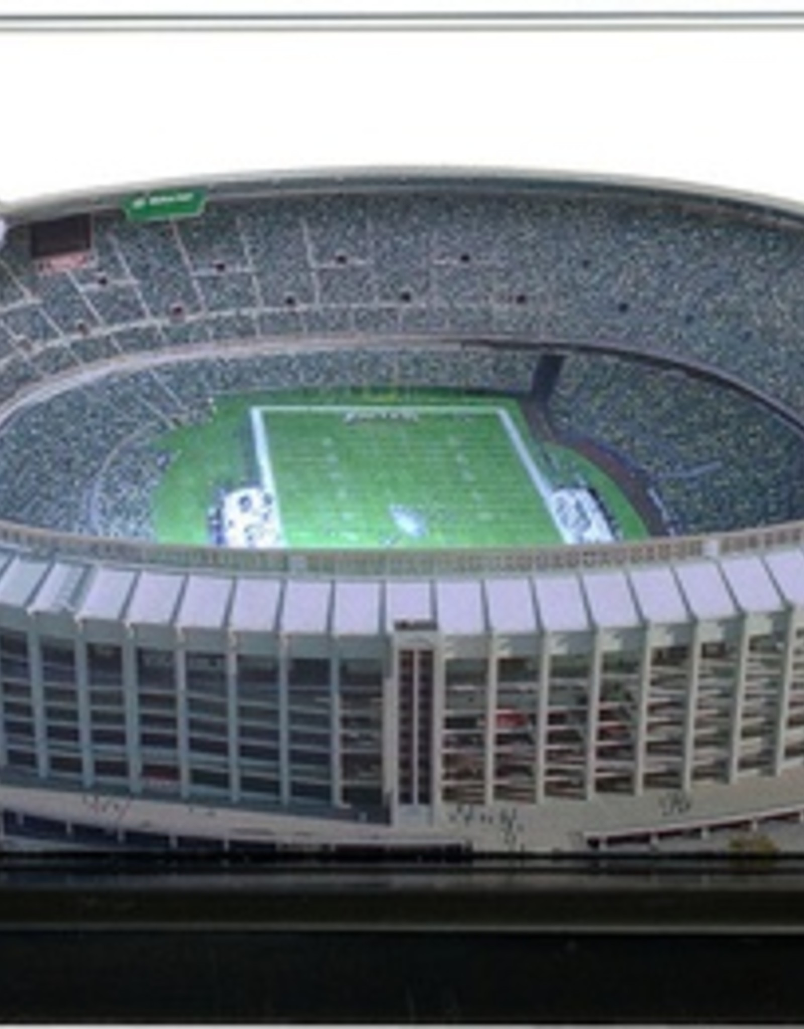 HOMEFIELDS Philadelphia Eagles 19IN Lighted Replica Veterans Stadium (1971-2002)