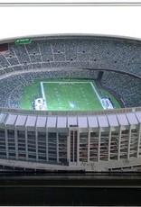 HOMEFIELDS Philadelphia Eagles 9in Lighted Replica Veterans Stadium (1971-2002)