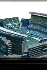 HOMEFIELDS Philadelphia Eagles 19IN Lighted Replica Lincoln Financial Field