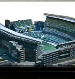 HOMEFIELDS Philadelphia Eagles 13IN Lighted Replica Lincoln Financial Field