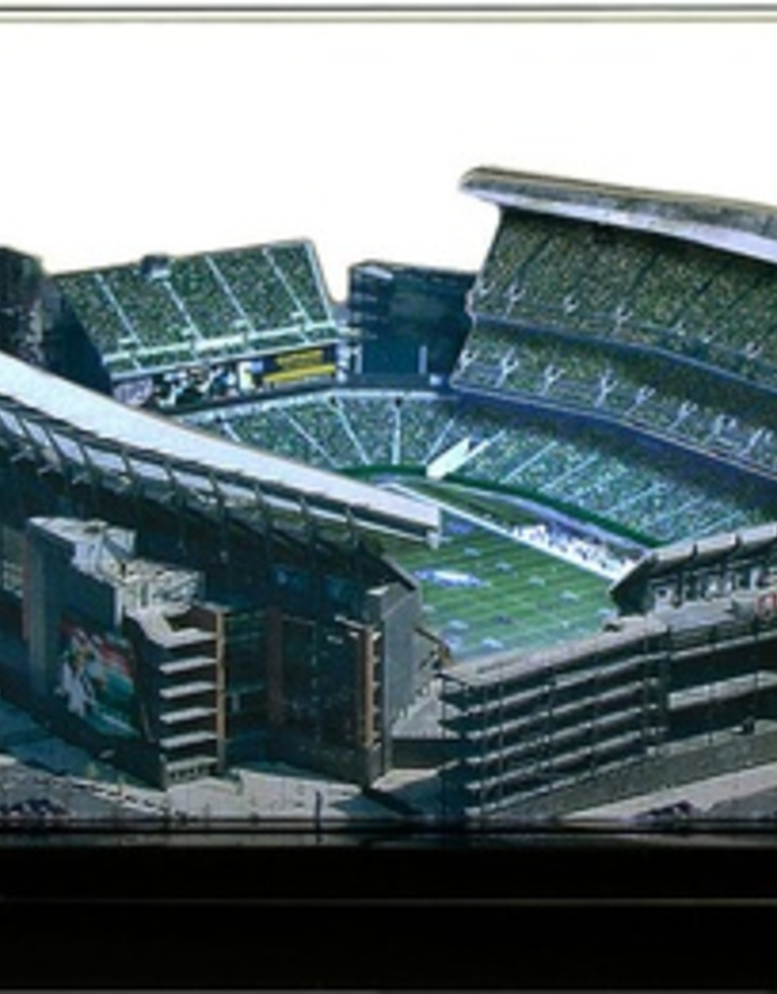 HOMEFIELDS Philadelphia Eagles 9in Lighted Replica Lincoln Financial Field