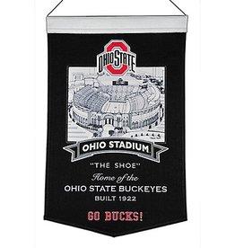 WINNING STREAK SPORTS Ohio State Buckeyes Stadium Banner