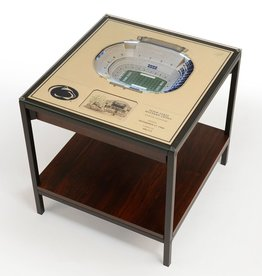 YOU THE FAN Penn State Nittany Lions LED Lighted Stadium View End Table