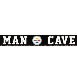 RUSTIC MARLIN Pittsburgh Steelers Rustic Man Cave Sign