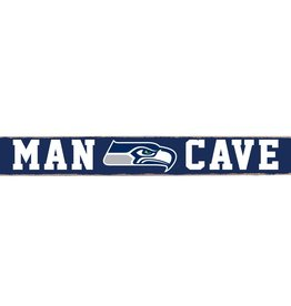 RUSTIC MARLIN Seattle Seahawks Rustic Man Cave Sign
