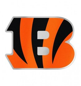 Cincinnati Bengals Laser Cut Auto Badge Decal
