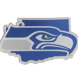 Seattle Seahawks State Auto Emblem