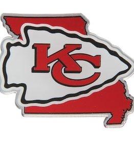 Kansas City Chiefs State Auto Emblem
