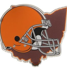 Cleveland Browns State Auto Emblem