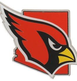 Arizona Cardinals State Auto Emblem
