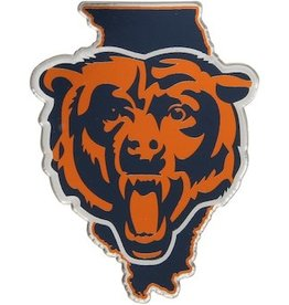 Chicago Bears State Auto Emblem