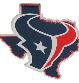 Houston Texans State Auto Emblem