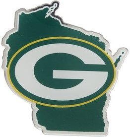 Green Bay Packers State Auto Emblem