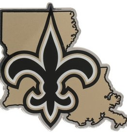 New Orleans Saints State Auto Emblem