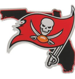 Tampa Bay Buccaneers State Auto Emblem