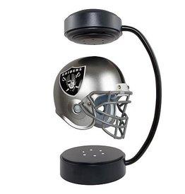HOVER HELMETS Oakland Raiders Collectible Levitating Hover Helmet