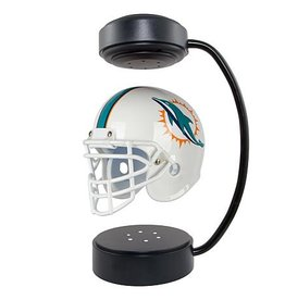 HOVER HELMETS Miami Dolphins Collectible Levitating Hover Helmet