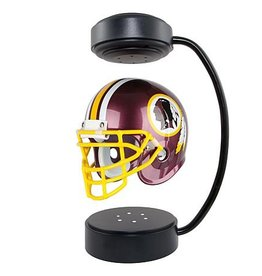 HOVER HELMETS Washington Redskins Collectible Levitating Hover Helmet