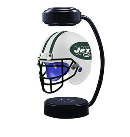 HOVER HELMETS New York Jets Collectible Levitating Hover Helmet