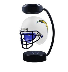 HOVER HELMETS Los Angeles Chargers Collectible Levitating Hover Helmet