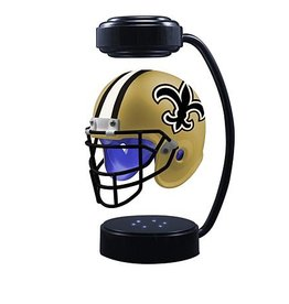 HOVER HELMETS New Orleans Saints Collectible Levitating Hover Helmet