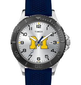 Michgian Wolverines Timex Gamer Watch