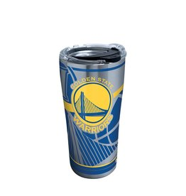Golden State Warriors TERVIS 20oz Stainless Steel Paint Tumbler