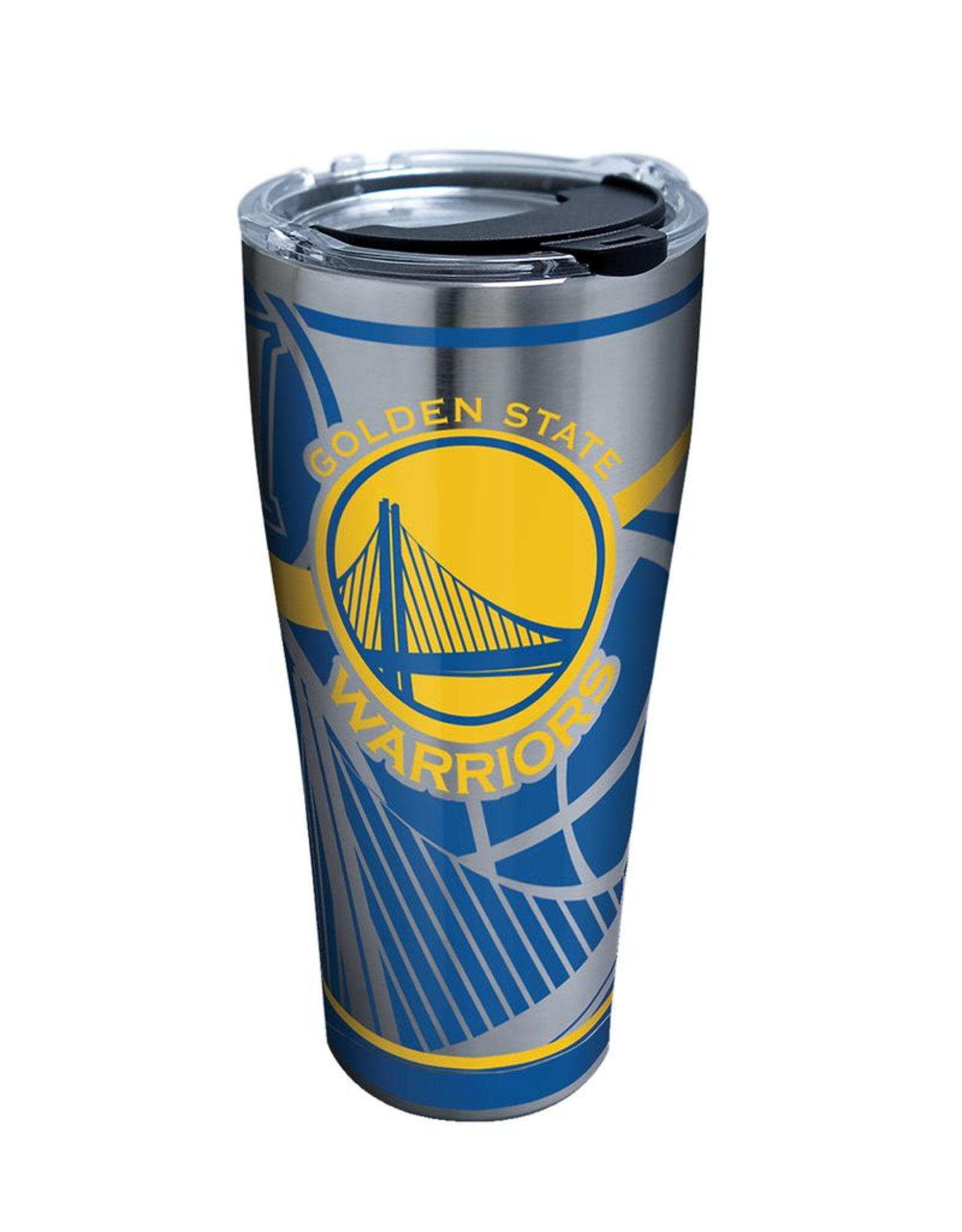 TERVIS Golden State Warriors TERVIS 30oz Stainless Steel Paint Tumbler