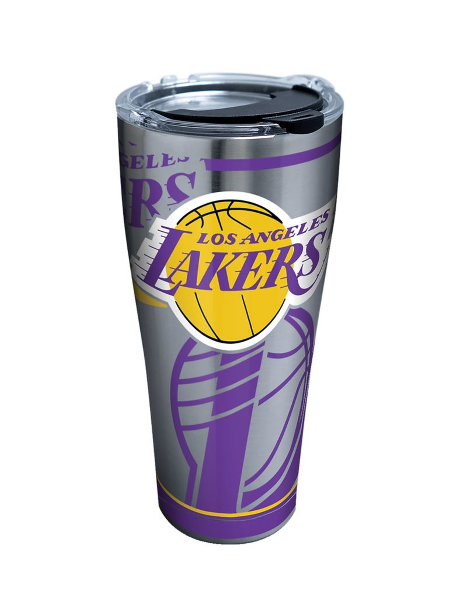 TERVIS Los Angeles Lakers TERVIS 30oz Stainless Steel Paint Tumbler