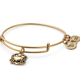 Alex and Ani Crab II EWB -Gold