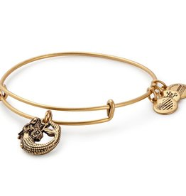 Alex and Ani Mermaid II EWB -Gold
