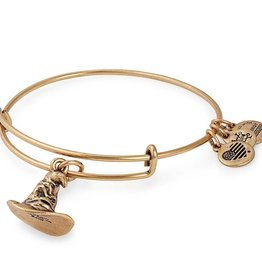Alex and Ani Harry Potter- Sorting Hat EWB -gold