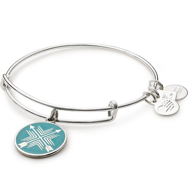 Alex and Ani Charity by Design -Arrows of Friendship EWB -Silver