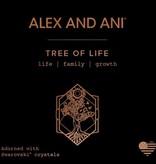 Alex and Ani Tree of Life IV EWB- Silver