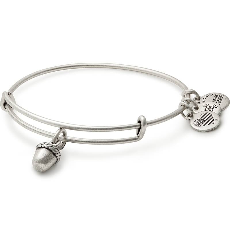Alex and Ani Unexpected Blessings EWB -Silver