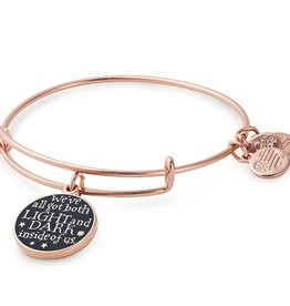 Alex and Ani Harry Potter, We've All Got Light and Dark, EWB, SR