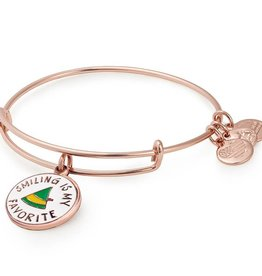 Alex and Ani Elf, Smiling is my Favourite, EWB, SR