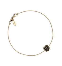 Pyrrha Pyrrha- 14kt Gold New Beginnings Bracelet - M