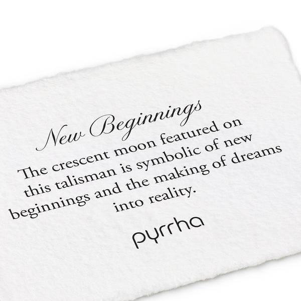 Pyrrha Pyrrha- 14kt Gold new Beginnings Ring Size 8