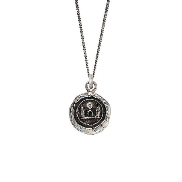 "Pyrrha Pyrrha- Luck and Protection Diamond Set 18"""