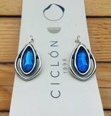 Ciclón Ciclon Earring Azulon