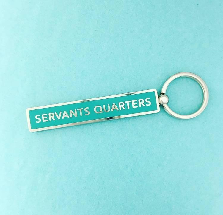 Show Offs Keys Show Offs Keys- Servants Quarters